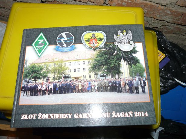 Zlot żołnierzy garnizonu Żagań 2014