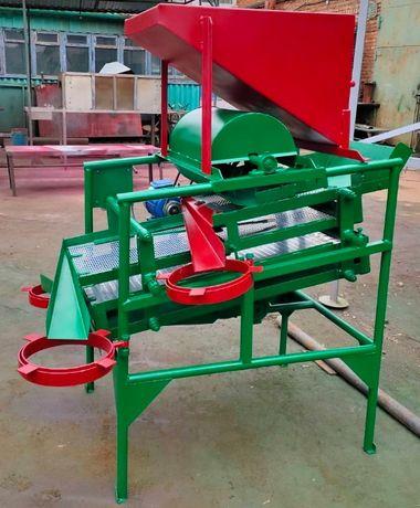 Калибратор веялка для зерна вибросита / Калібратор віялка