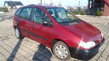 Renault Megane Scenic benzyna-gaz tanio