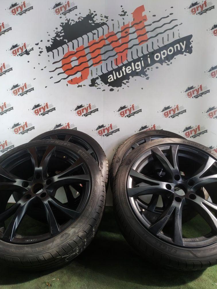 Komplet Alufelgi Opony 18 cali 5x115, Goodyear 225/40/18 Kia Hyundai