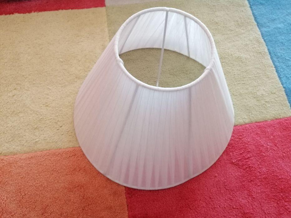 Abajur branco semi transparente Lousã E Vilarinho - imagem 1