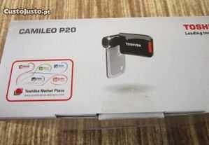 Camara de video Toshiba Camilio P20
