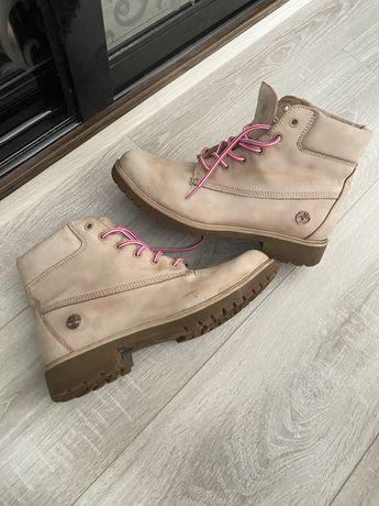 Timberland ботинки 40 26 см