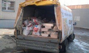 Вывоз мусора Газель, Киев все районы. Услуги грузчиков.