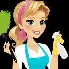empregada de limpezas domésticas