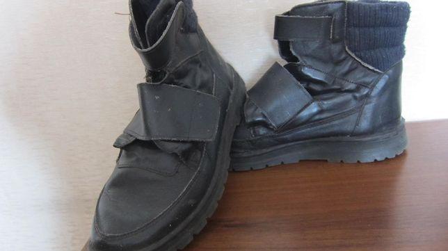 Ботинки,сапоги р.40