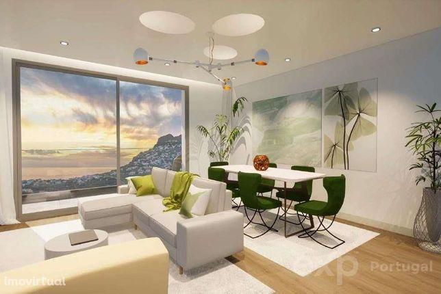 NOVO apartamento moderno T3 - Câmara de Lobos - Vista Mar