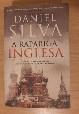Daniel Silva - A Rapariga Inglesa - Policial / Espionagem