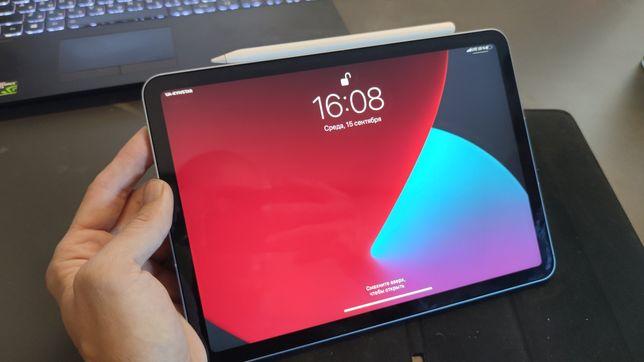 Продам ipad air 2020 в самой полной ,  комплектации wi-fi + 4g , 256gb