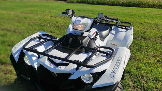 Yamaha Grizzly 700. Rok 2020