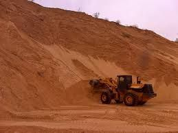 Песок речной, овражный, щебень всех фракций, супесь, суглинок, асфальт