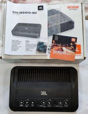 Усилитель 5 канальный JBL GTO-5EZ