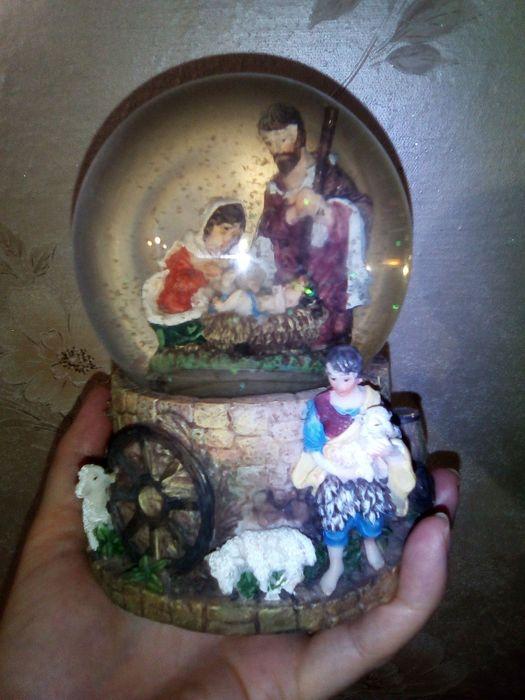 Декоративный водяной шар Вертеп Киев - изображение 1