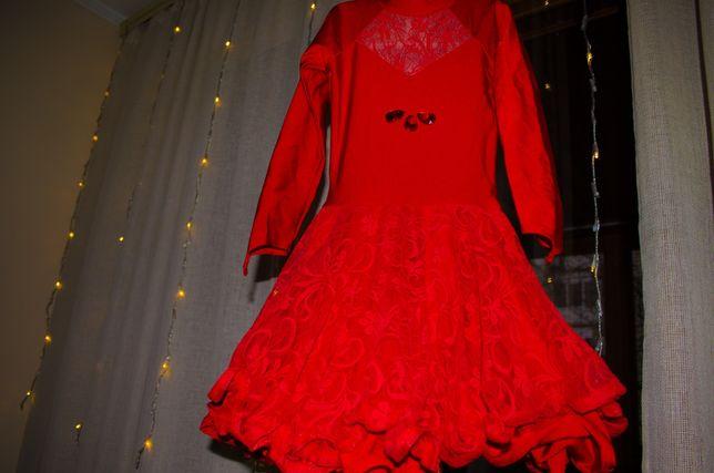 Бейзик рейтинговое платье спортивные танцы