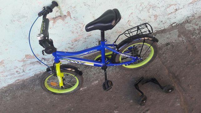 Продам детский велосипед Profi