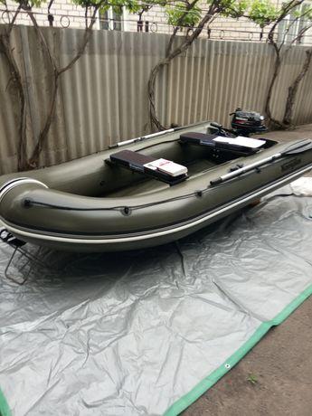 Лодка Навигатор состояние новой