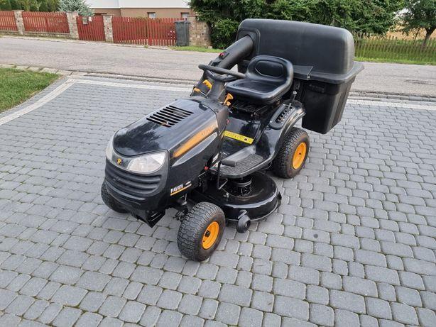 Traktorek Kosiarka Partner z Koszem 15,5Hp