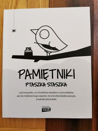 Pamiętniki Ptaszka Staszka - książka
