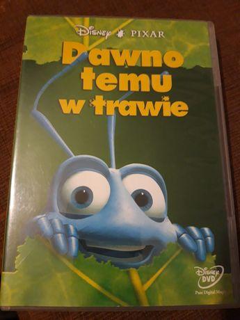 DVD Dawno temu w trawie