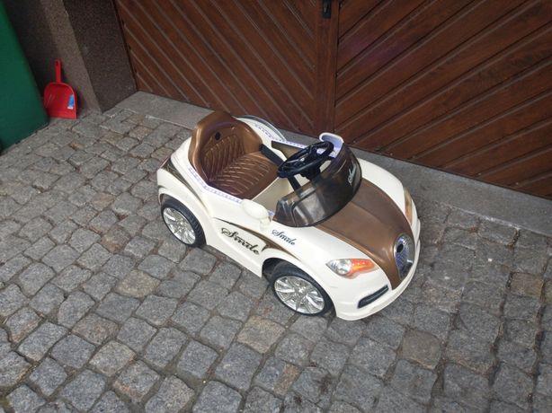 Auto na akumulator dla dziecka
