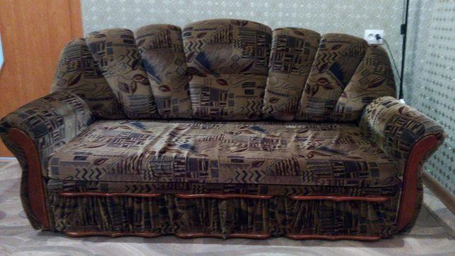 Мягкая - Диван и два кресла