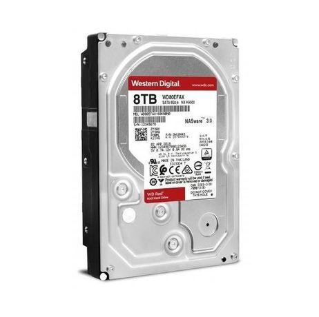 Western Digital RED 8TB (wd80efax)