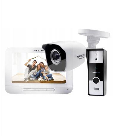 Wideodomofon HIKVISION z kamera