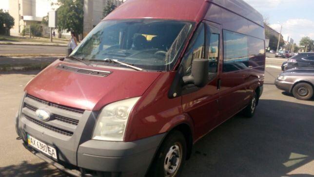 Микроавтобус Ford транзит 2.2