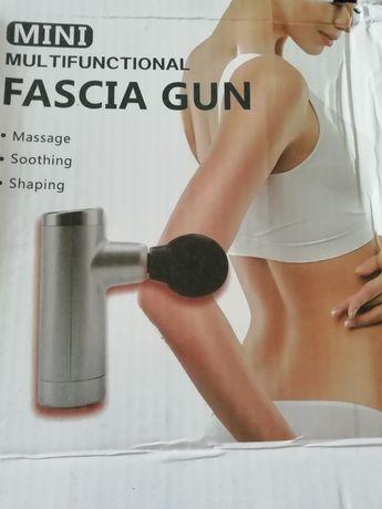 Mini máquina massagens