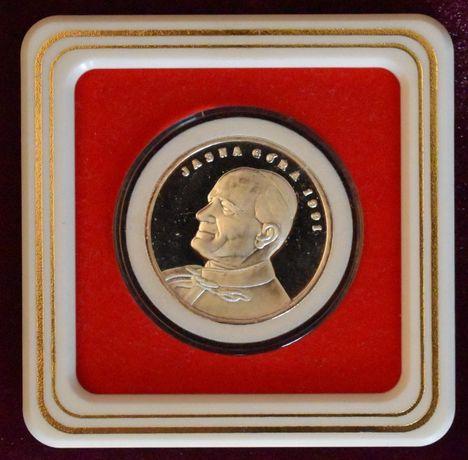 Medal - Jasna Góra 1991 r. - SREBRO!!!