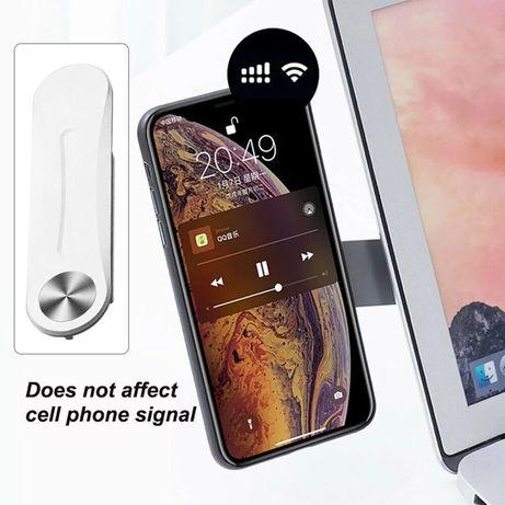 Suporte de telemovel para portatil ou monitor, magnetoco