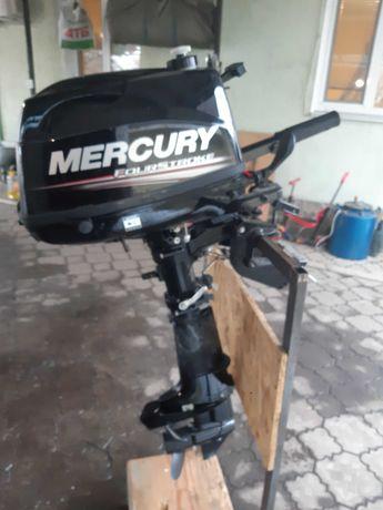 Лодочний мотор mercury f 6 m