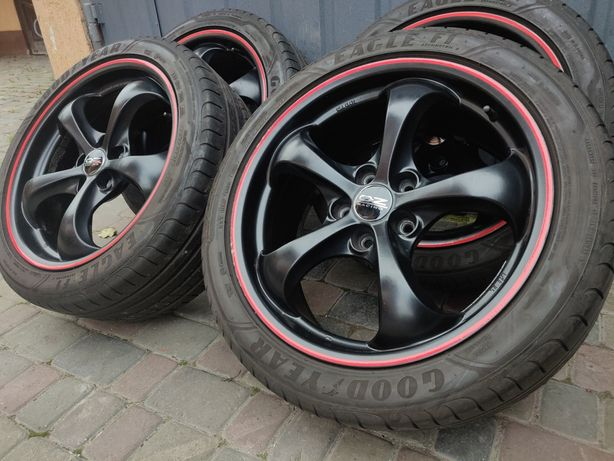 Немецкие Диски R18 5*112 VW Golf, Passat, Skoda Octavia, Audi A6, A4