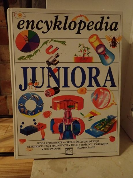 Sprzedam książkę Encyklopedia Juniora