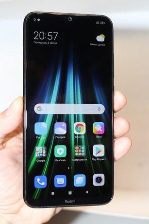Xiaomi Redmi Note 8 4/64GB Black, отличное состояние! НАложжка