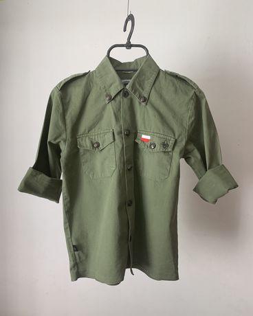 Koszula mundurowa harcerska męska 140