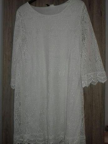 sukienka L/  ciążowa