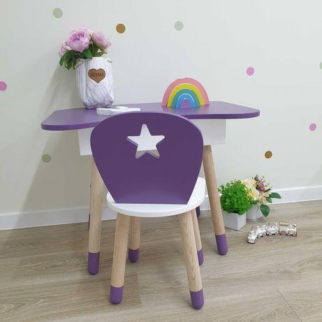 Детский столик и стул