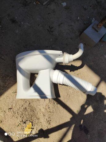 Kibel / Toaleta na budowę