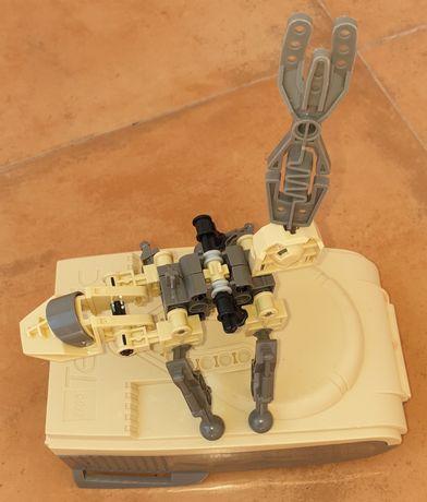 Lego Technic robot espacial nave de exploração