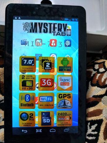 Планшет Mystery TAB MID -703G полностью робочий.
