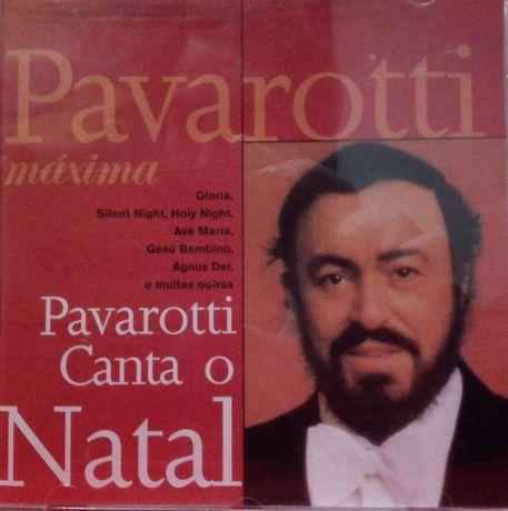 Pavarotti Canta o natal