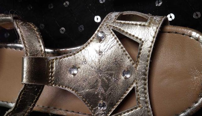 Sandałki dziewczęce 27