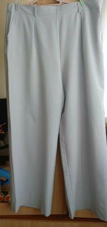 Bardzo duże spodnie wizytowe48-50