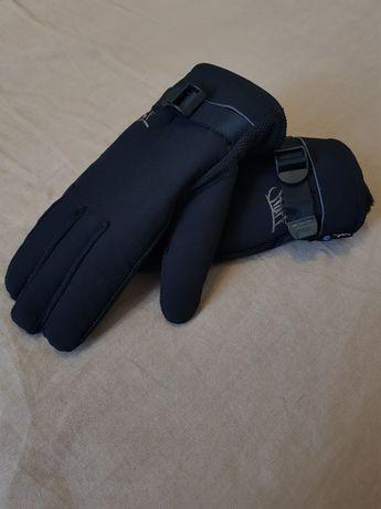 Перчатки staff зимние меховые