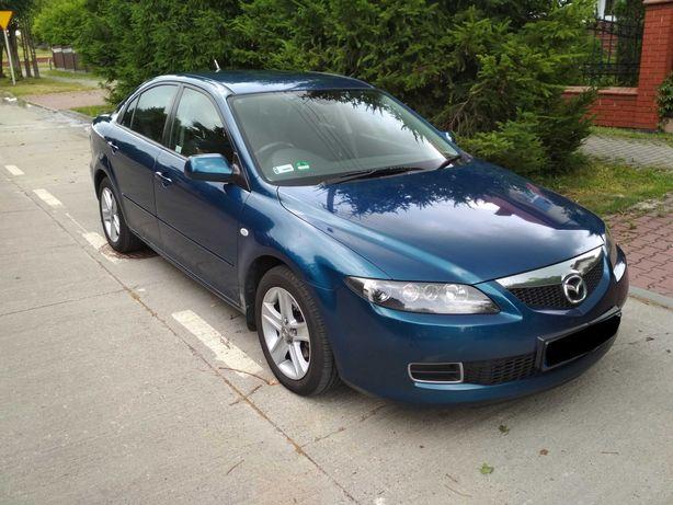 Mazda 6 2.0 Benzyna 147ps ,LIFT 2007r, Anglik Zarejestrowany w PL