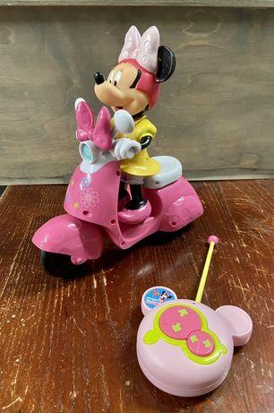 Imc Toys Zdalnie Sterowany Skuter Myszki Minnie