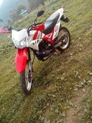 Продам  або обміняю мотоцикл Sky Bayk