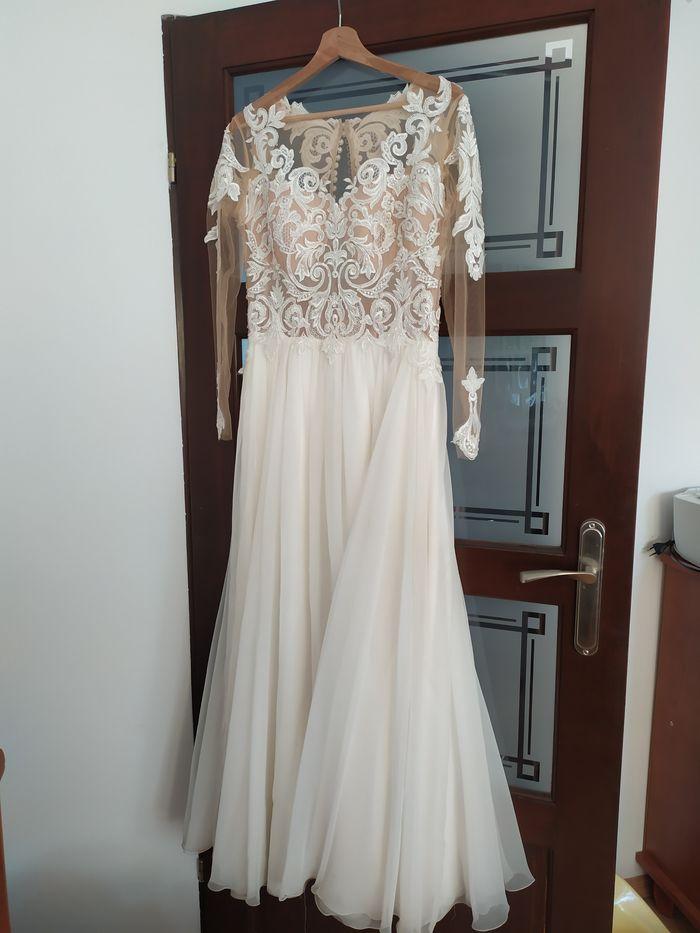 Suknia ślubna Złotniki Kujawskie - image 1