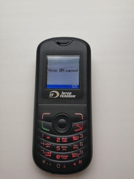 Мобільний телефон стандарту CDMA ALCATEL OT-203С